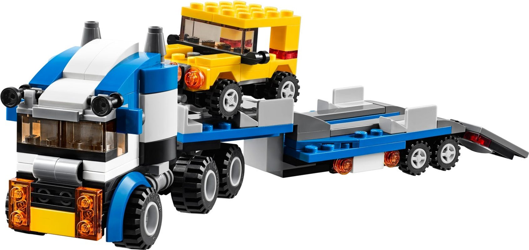 Vehicle Transporter components