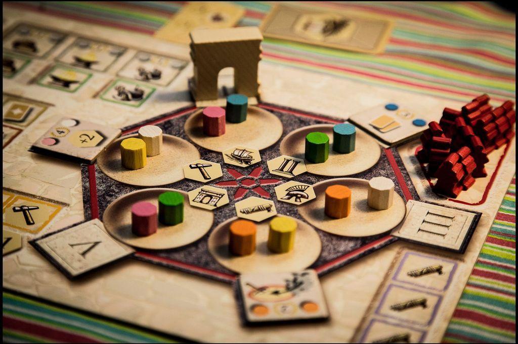 Trajan gameplay