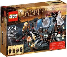 LEGO® The Hobbit Escape from Mirkwood Spiders