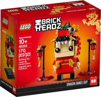LEGO® BrickHeadz™ Dragon Dance Guy
