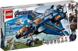 LEGO® Marvel Avengers Ultimate Quinjet