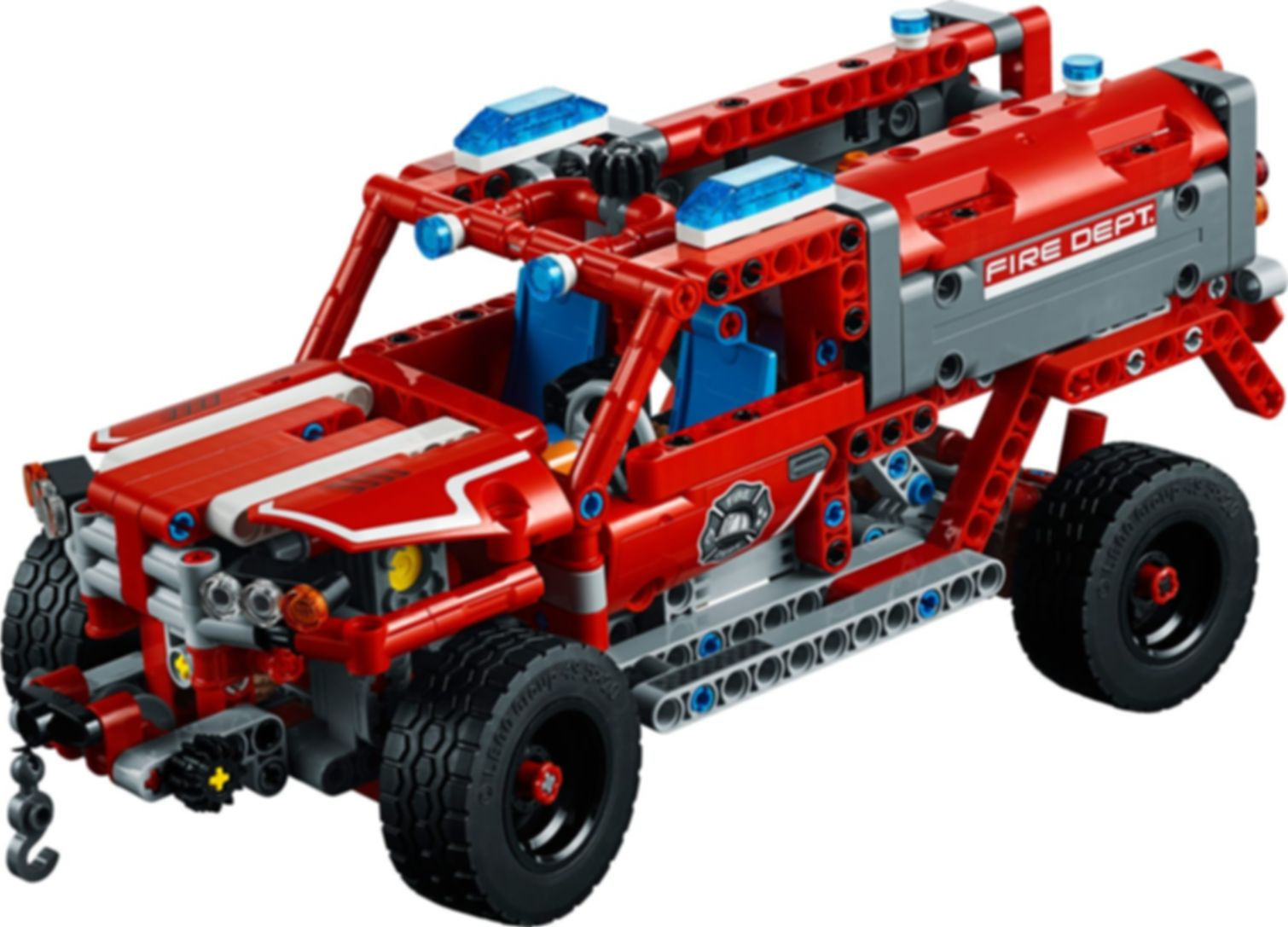 LEGO® Technic First Responder components