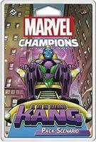 Marvel Champions: Il Gioco di Carte – Il Re in Eterno Kang: Pack Scenario