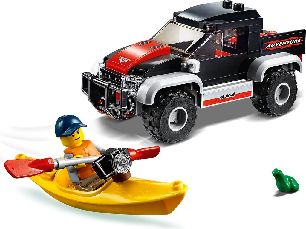 LEGO® City Kayak Adventure gameplay