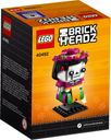 LEGO® BrickHeadz™ La Catrina back of the box