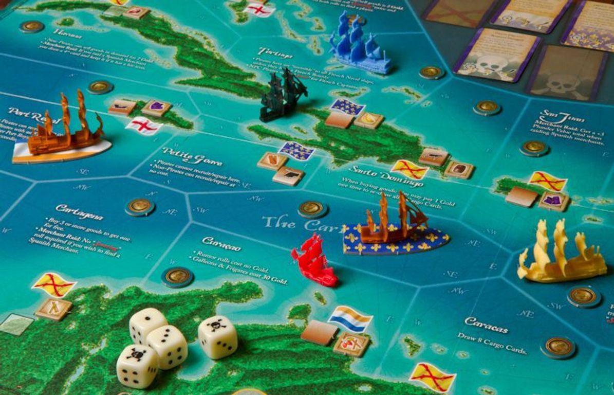 Merchants & Marauders gameplay