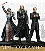Harry Potter Miniatures Adventure Game: Malfoy Family Expansion