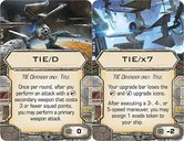 Star Wars X-Wing: Imperial Veterans cards