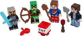 Skin Pack minifigures