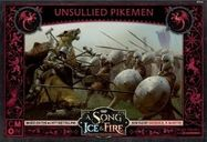 A Song of Ice & Fire: Tabletop Miniatures Game – Targaryen Unsullied Pikemen