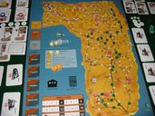 Silverton game board