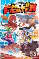 Ultra Deluxe 2D Arcade Mega Fighter