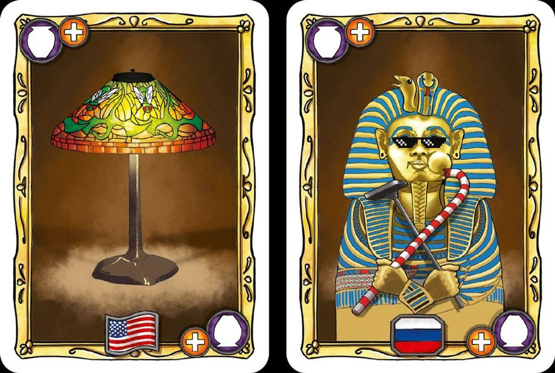 Dice Heist cards