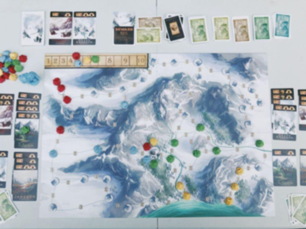 Klondike Rush gameplay