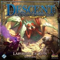Descent: Journeys in the Dark (Second Edition) - Labyrinth of Ruin