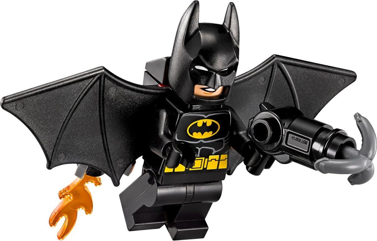 LEGO® Batman Movie Scarecrow™ Fearful Face-off minifigures
