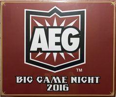 Big Game Night 2016