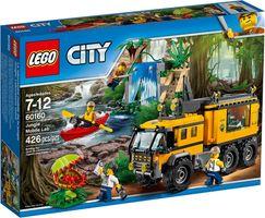 LEGO® City Jungle Mobile Lab