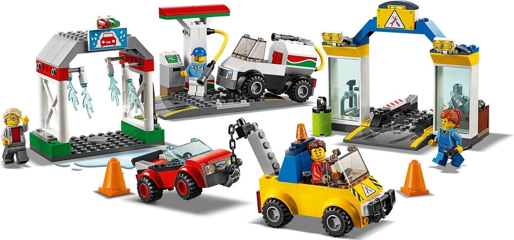 Garage Center gameplay