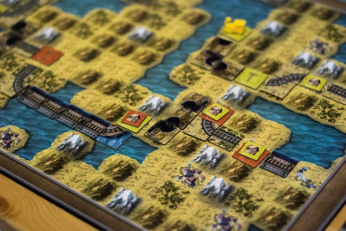 Pacific Rails Inc. gameplay