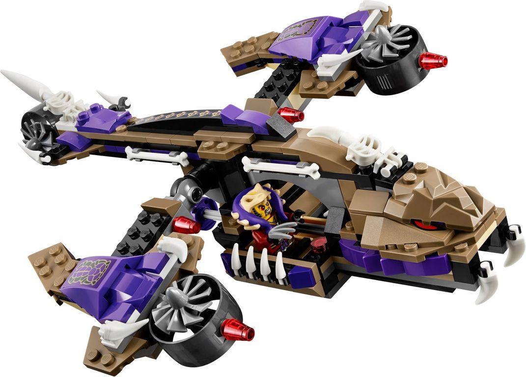 LEGO® Ninjago Condrai Copter Attack gameplay