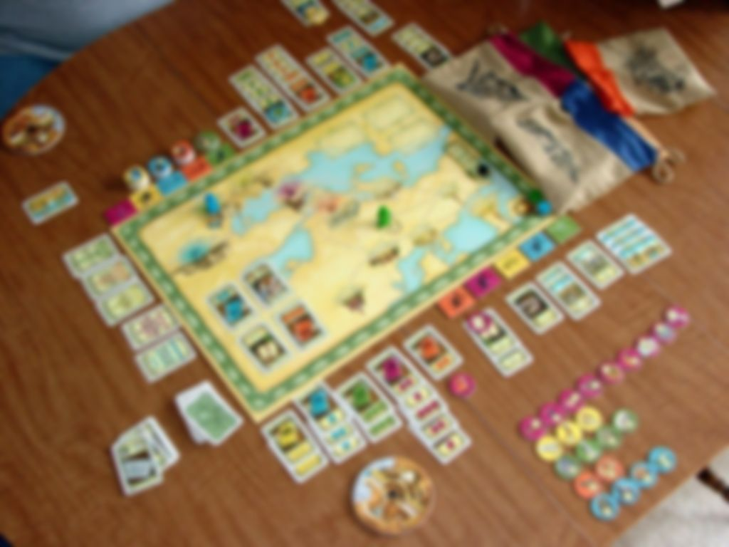 Thebes gameplay