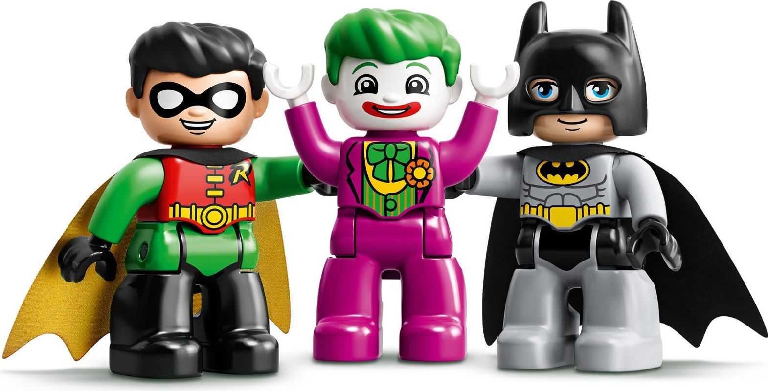 Batcave™ minifigures