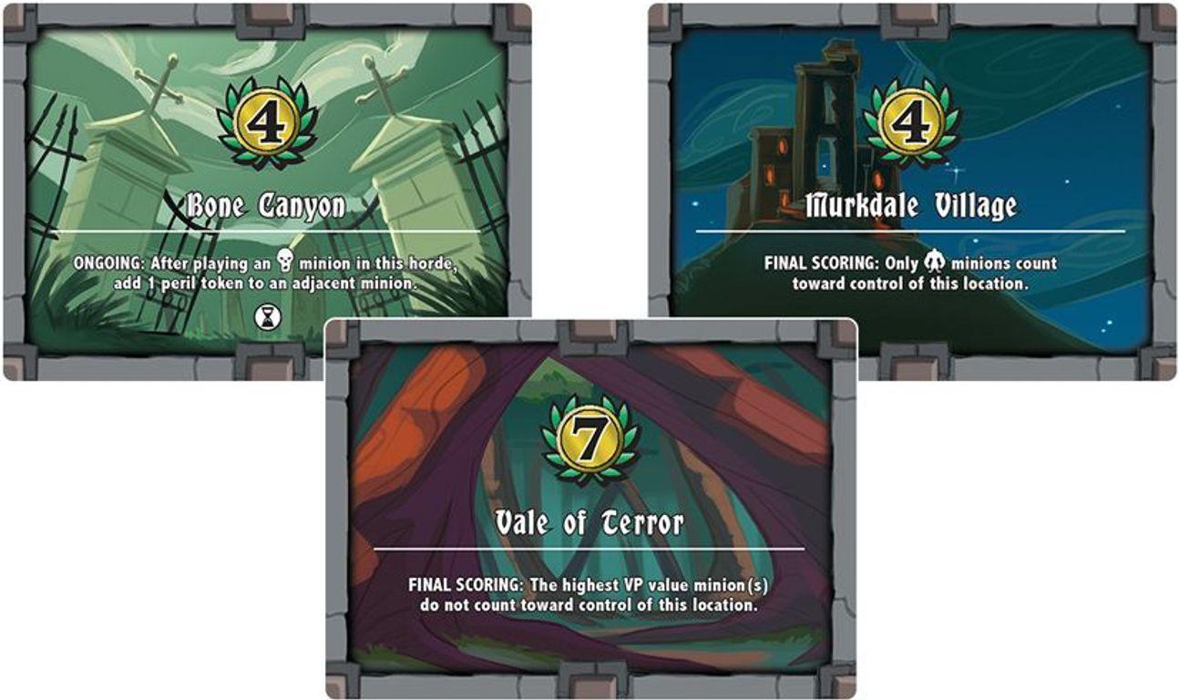 Retreat to Darkmoor cards