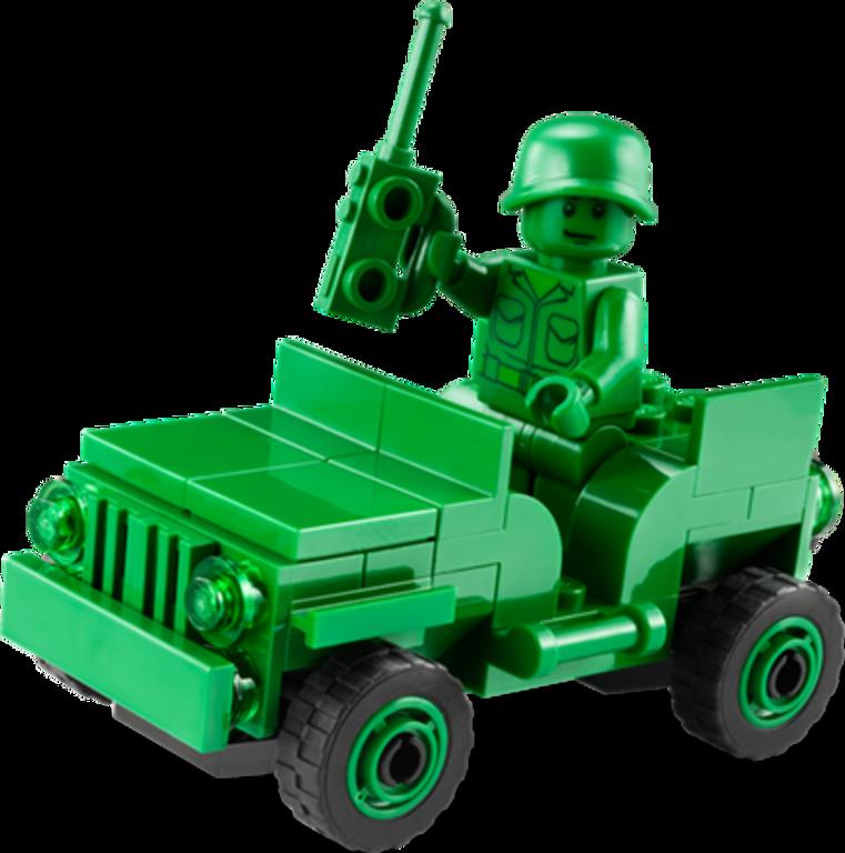 Army Men on Patrol gameplay