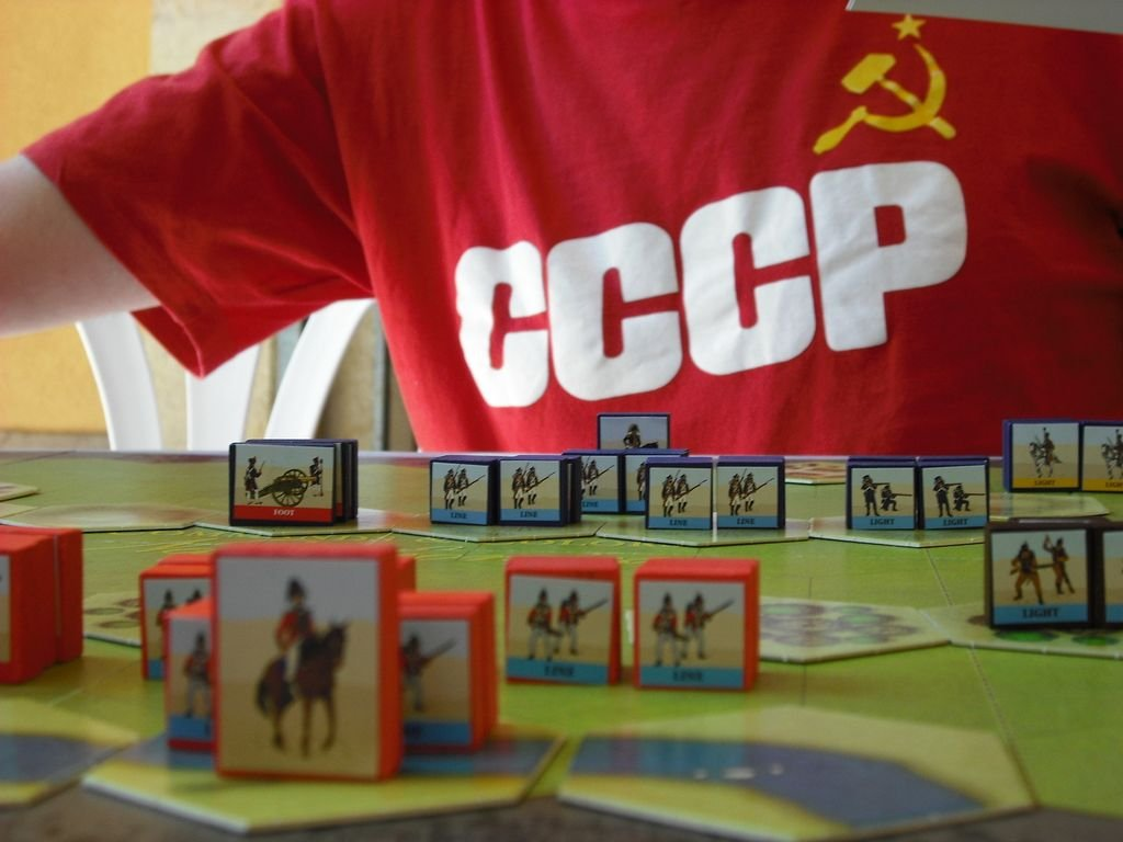 Commands & Colors: Napoleonics gameplay