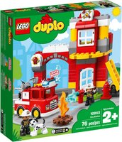 LEGO® DUPLO® Fire Station