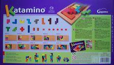 Katamino back of the box