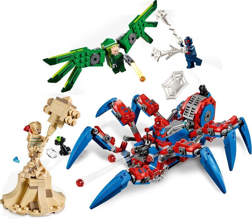 LEGO® Marvel Spider-Man's Spider Crawler gameplay
