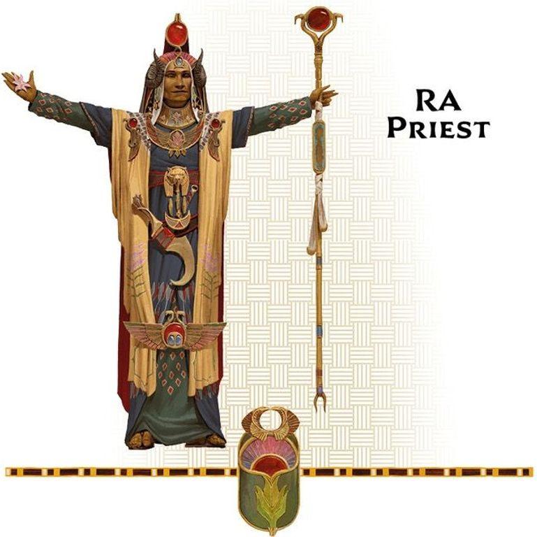 Ankh: Gods of Egypt – Pharaoh Ra