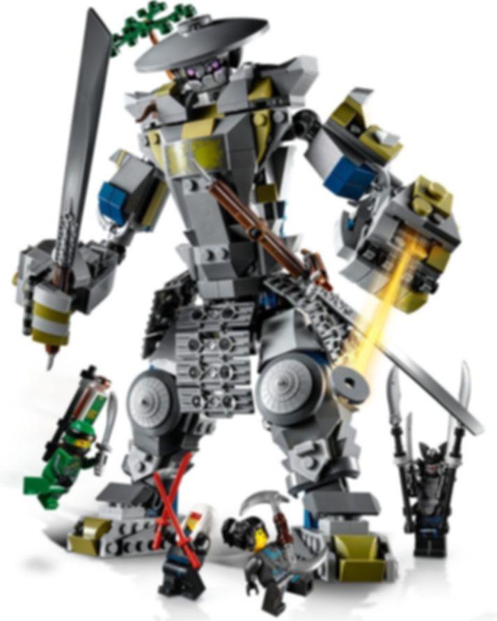 LEGO® Ninjago Oni Titan gameplay