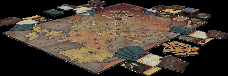 Fury of Dracula gameplay