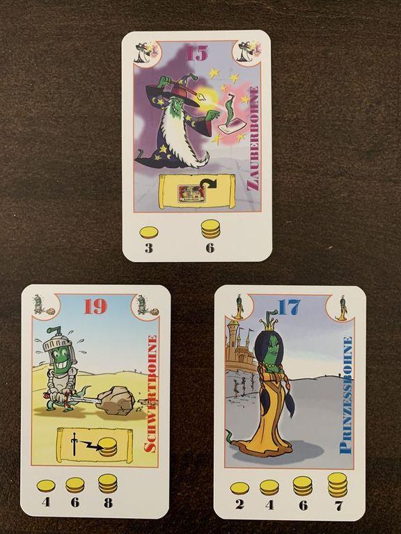 Excalibohn cards