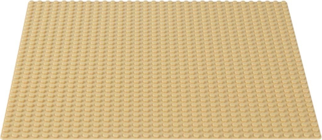 LEGO® Classic Sand Baseplate components