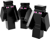 LEGO® Minecraft The End minifigures