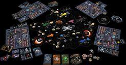 Centauri Saga components