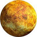 Planetary Solar System 3D