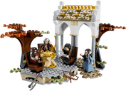 LEGO® The Lord of the Rings The Council of Elrond components