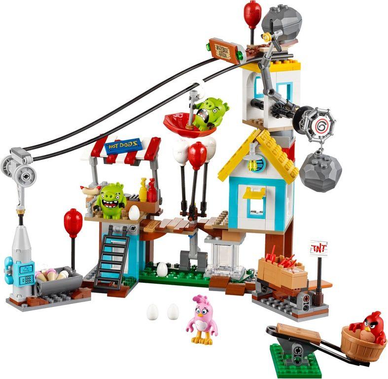 Pig City Teardown components