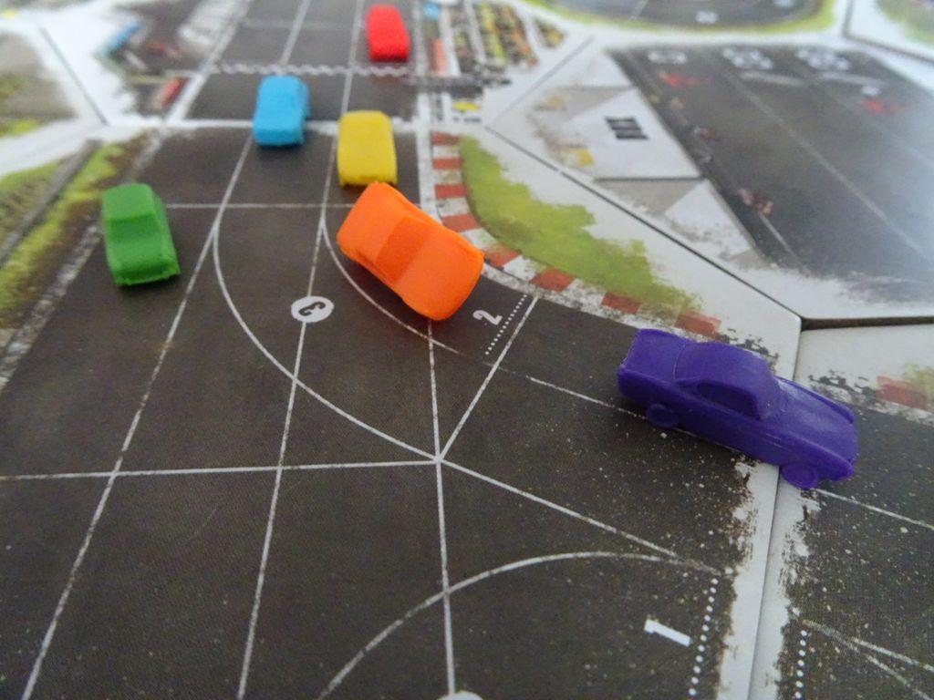Rallyman: GT – GT4 gameplay