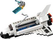LEGO® Creator Shuttle Transporter interior