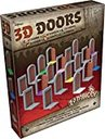 Zombicide: Black Plague - 3D Doors