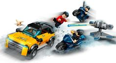 LEGO® Marvel Escape from The Ten Rings gameplay