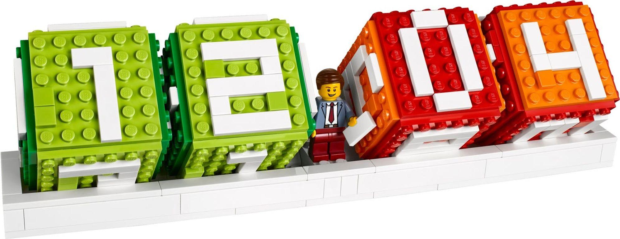 Iconic Brick Calendar gameplay