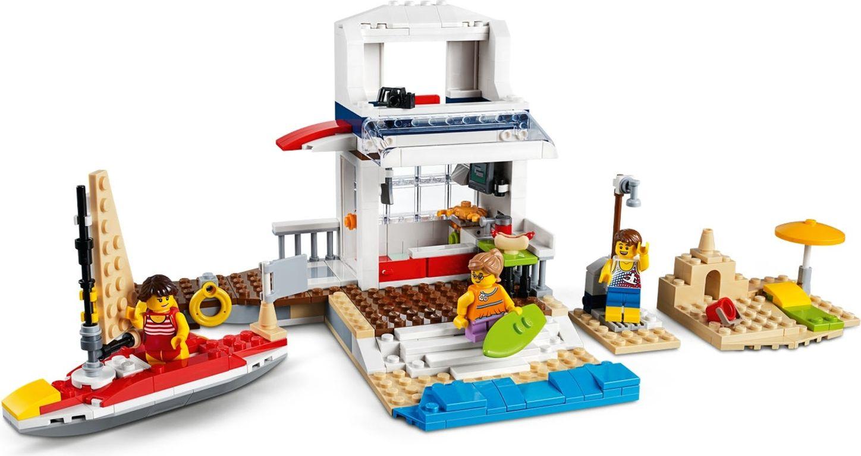 LEGO® Creator Cruising Adventures alternative