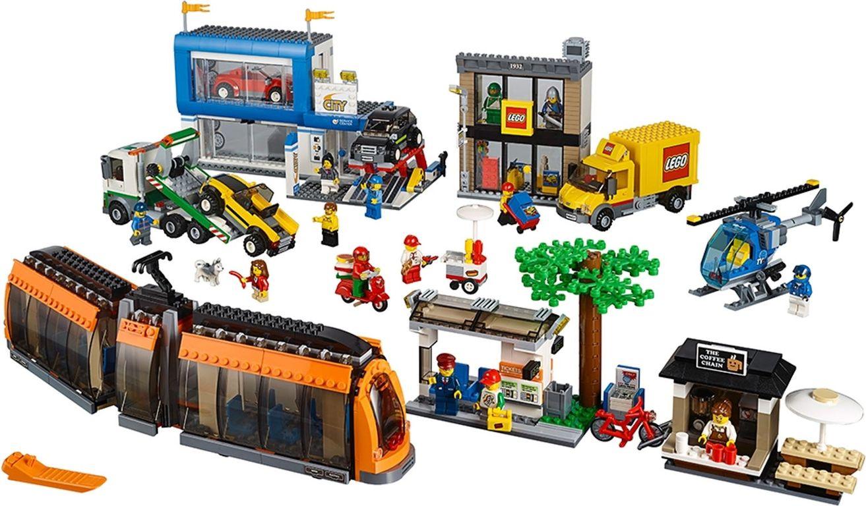 City Square components